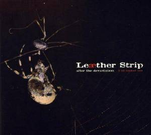 Leæther Strip: After The Devastation - Cover