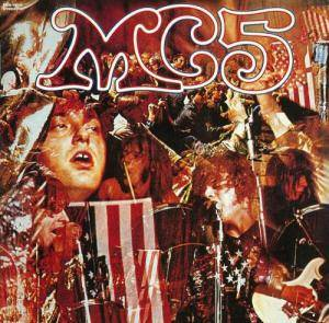 MC5: Kick Out The Jams - Cover