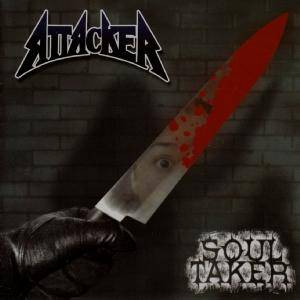 Attacker: Soul Taker - Cover