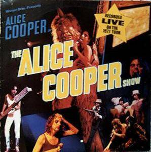Alice Cooper: Alice Cooper Show, The - Cover