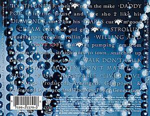 Prince & The New Power Generation: Diamonds And Pearls (CD) - Bild 2