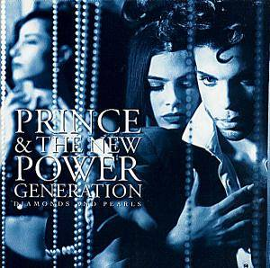 Prince & The New Power Generation: Diamonds And Pearls - Cover