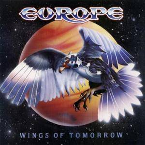 Europe: Wings Of Tomorrow - Cover