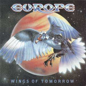 Cover - Europe: Wings Of Tomorrow
