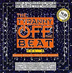 Tyranny Off The Beat Vol. II, The - Cover