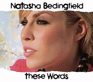 Cover - Natasha Bedingfield: These Words