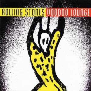 The Rolling Stones: Voodoo Lounge - Cover