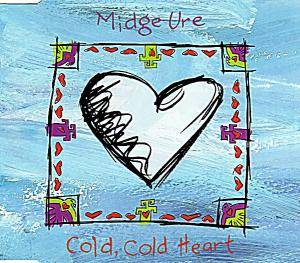Midge Ure: Cold, Cold Heart - Cover
