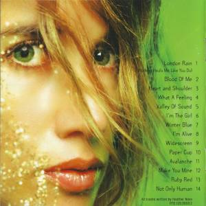Heather Nova: Siren (CD) - Bild 2