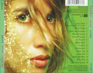 Heather Nova: Siren (CD) - Bild 3
