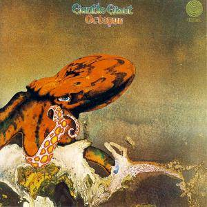 Gentle Giant: Octopus - Cover