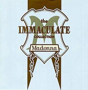 Madonna: Immaculate Collection, The - Cover