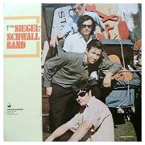 Cover - Siegel-Schwall Band, The: Siegel-Schwall Band, The