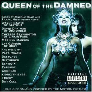 Cover - Kidneythieves: Queen Of The Damned