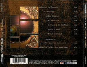 Spock's Beard: Beware Of Darkness (CD) - Bild 4