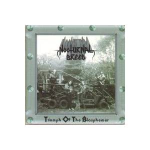 Cover - Nocturnal Breed: Triumph Of The Blasphemer