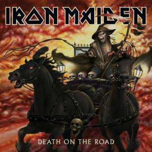 Iron Maiden: Death On The Road - Cover