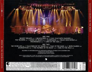 Iron Maiden: Death On The Road (2-CD) - Bild 4