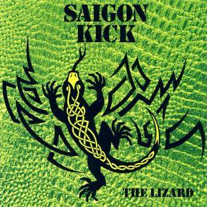 Saigon Kick: Lizard, The - Cover