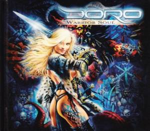 Doro: Warrior Soul - Cover