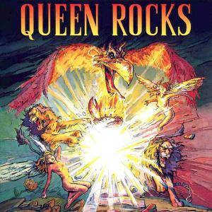 Queen: Queen Rocks - Cover