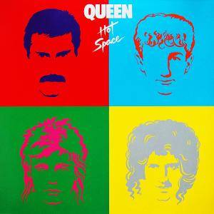 Queen: Hot Space (LP) - Bild 1