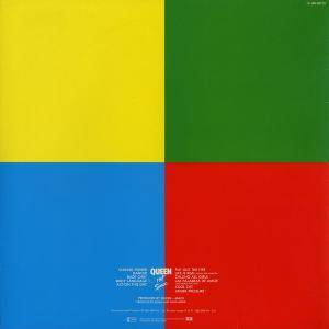 Queen: Hot Space (LP) - Bild 5