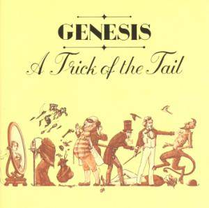 Genesis: Trick Of The Tail, A - Cover
