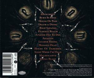 Venom: Metal Black (CD) - Bild 2