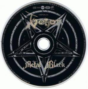 Venom: Metal Black (CD) - Bild 3