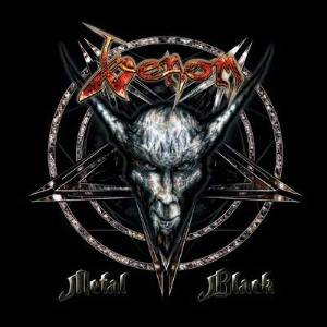 Venom: Metal Black (CD) - Bild 1