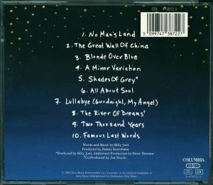 Billy Joel: River Of Dreams (CD) - Bild 4