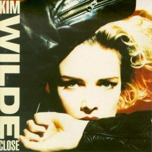 Kim Wilde: Close - Cover