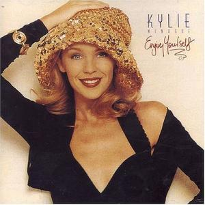 Kylie Minogue: Enjoy Yourself - Cover