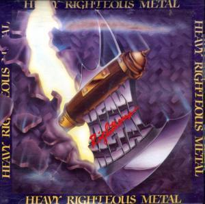 Heavy Righteous Metal - Cover