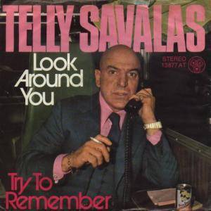 Cover - Telly Savalas: Look Around You