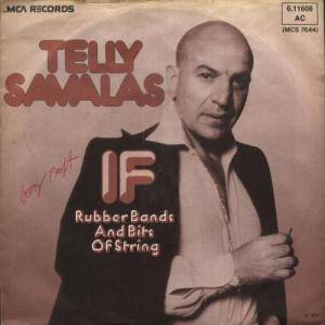 Cover - Telly Savalas: If