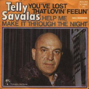 Cover - Telly Savalas: You've Lost That Lovin' Feelin'