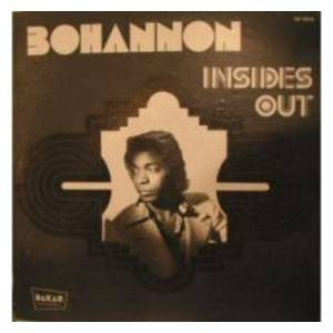 Bohannon: Insides Out - Cover