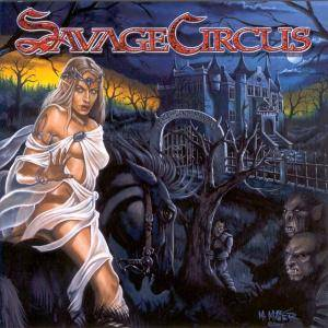 Savage Circus: Dreamland Manor (CD) - Bild 1