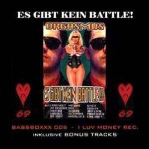 Cover - King Orgasmus One: Es Gibt Kein Battle!!!