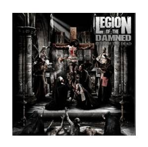 Legion Of The Damned: Cult Of The Dead (CD) - Bild 1