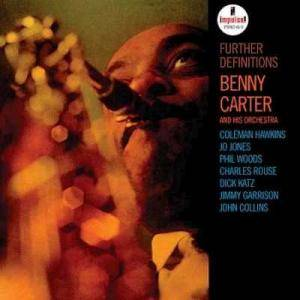 Cover - Benny Carter: Further Definitions