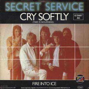 Secret Service: Cry Softly - Cover