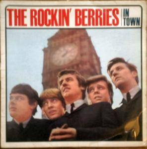 Cover - Rockin' Berries, The: In Town
