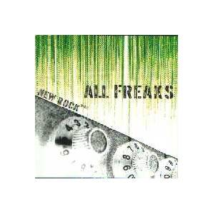 Cover - Misbegotten: All Freaks New Rock Vol. 1