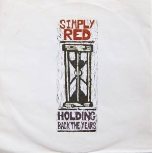 Simply Red: Holding Back The Years - Cover