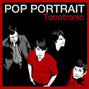 Pop Portrait Tocotronic - Cover