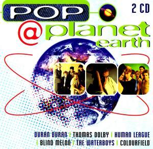Pop @ Planet Earth - Cover