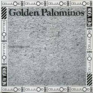 The Golden Palominos: Visions Of Excess - Cover
